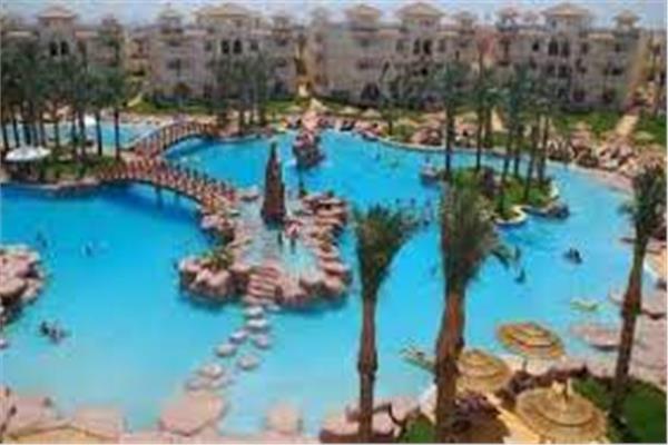 صورة أرشيفية للمنتجعات سياحية المصرية