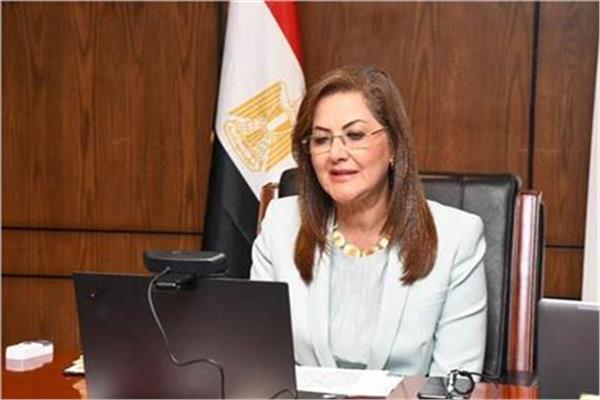 الدكتورة هاله السعيد وزيرة التخطيط