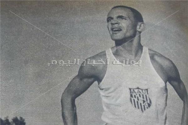ماك هوايت فيلد أسرع رجل بالعالم المصريين - أرشيف أخبار اليوم