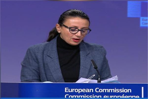 نبيلة مسرالي - المتحدثة الرسمية باسم الاتحاد الأوروبي