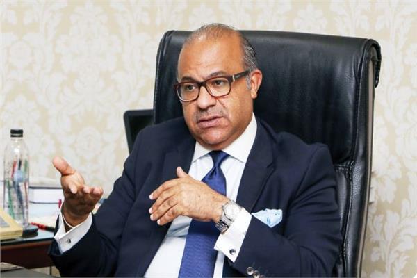 الدكتور إبراهيم عشماوي مساعد أول وزير التموين