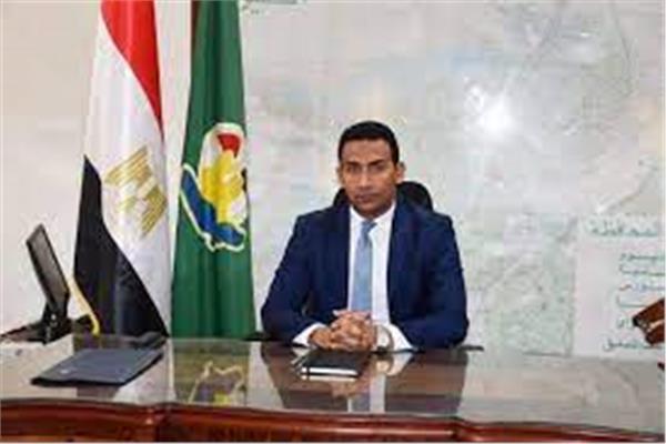 محمد عماد، نائب محافظ الفيوم