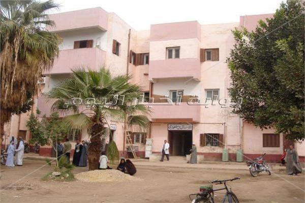 مستشفى فرشوط المركزي