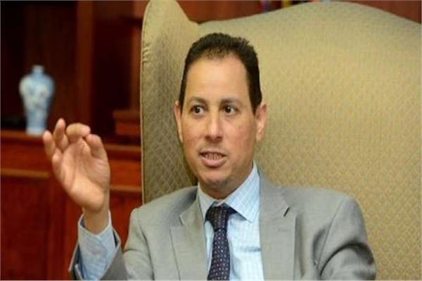 محمد عمران- رئيس هيئة الرقابة المالية