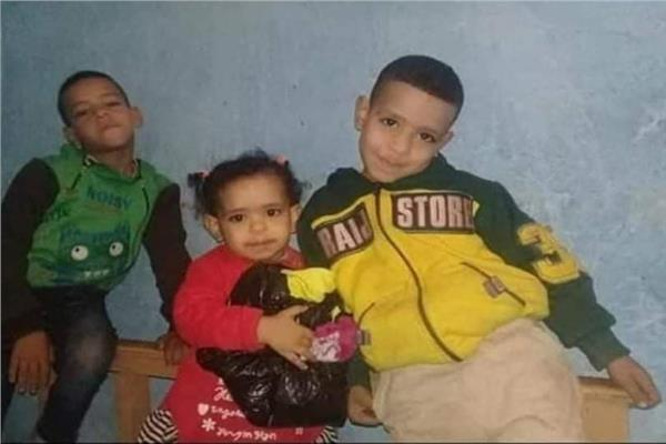 الثلاث أشقاء ضحايا التسمم في قنا