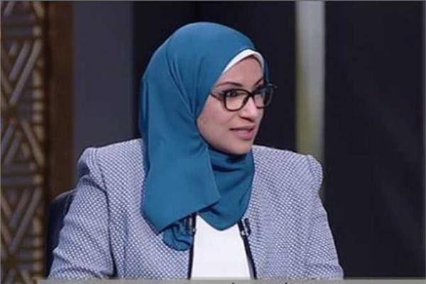 الدكتورة نهى عاصم مستشار وزيرة الصحة