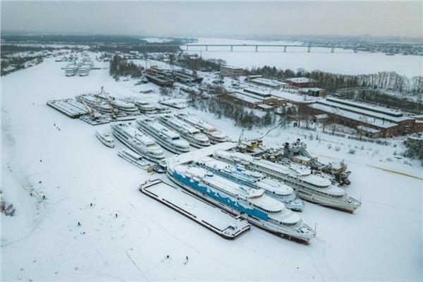 مقبرة السفن الروسية
