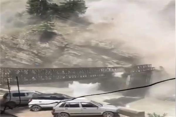 انهيار جسر في الهند - صورة أرشيفية