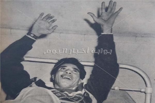 أحمد مكاوي - أرشيف أخبار اليوم