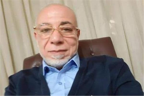 إبراهيم إمبابة رئيس شعبة الدخان