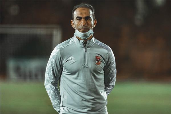 سيد عبد الحفىظ مدير الكرة بالأهلي