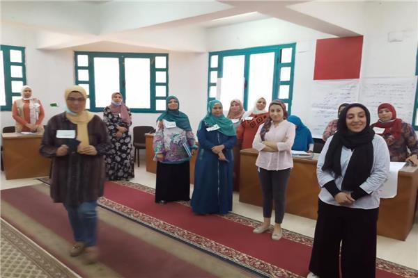 المجلس القومي للمرأة فرع سوهاج