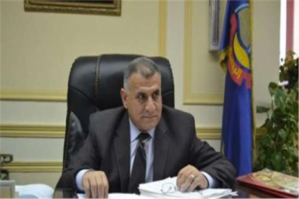اللواء مجدي العناني، السكرتير العام لمحافظة الإسماعيلية