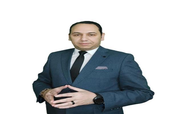 الدكتور محمد الظواهري استشاري الأمن السيباني ومكافحة الجرائم الإليكترونية