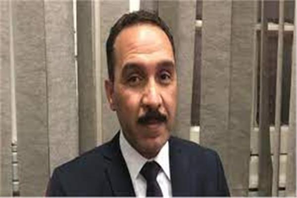 الدكتور محمد عبد الفتاح رئيس الإدارة المركزية للطب الوقائي بوزارة الصحة