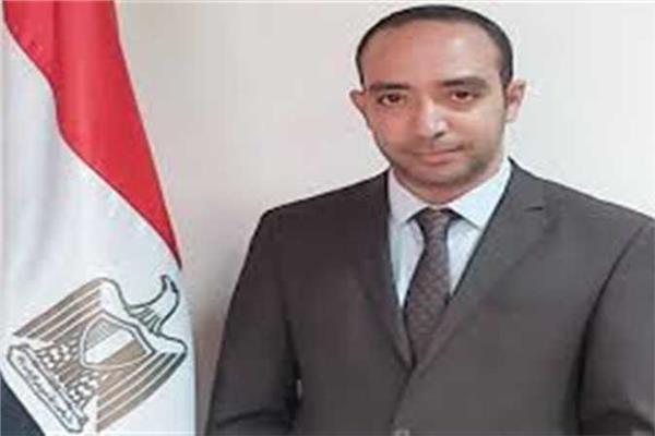 الدكتور محمد غانم، المتحدث باسم وزارة الري