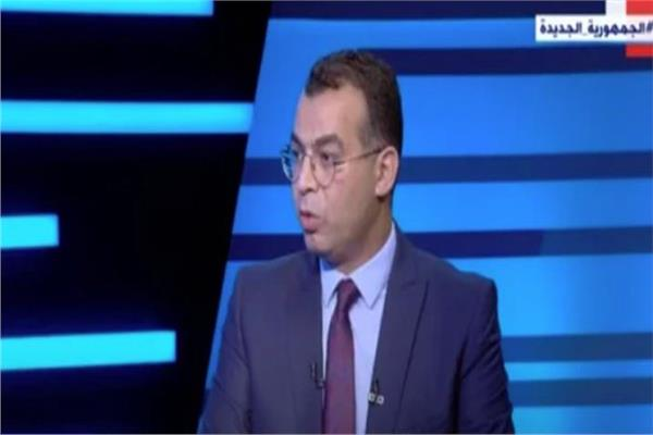 الدكتور أحمد سعيد