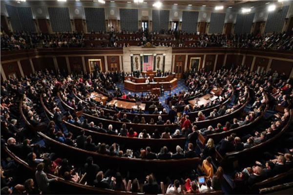 الكونجرس الأمريكي - صورة موضوعية