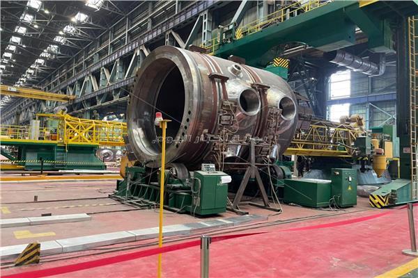 «روساتوم»: لا صحة لتوقف العمل بمشروع الضبعة النووي