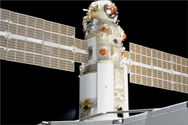المختبر بمحطة الفضاء الدولية