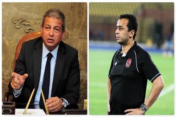 خالد عبد العزيز وعمر محب