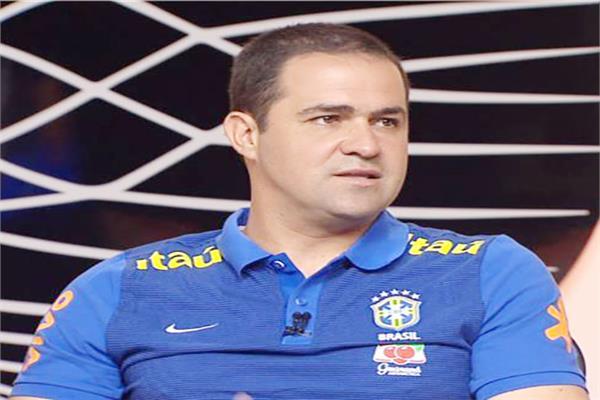 أندريه جاردين المدير الفنى لمنتخب البرازيل الأوليمبى