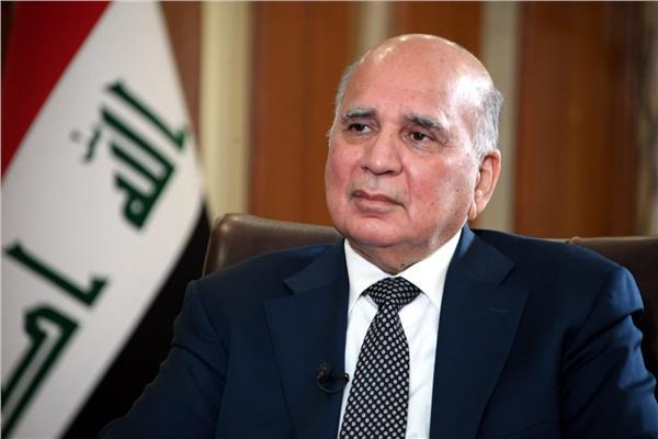 وزير الخارجيَّة العراقى  فؤاد حسين