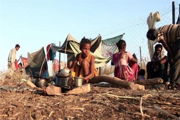 المجاعة في تيجراي - صورة موضوعية