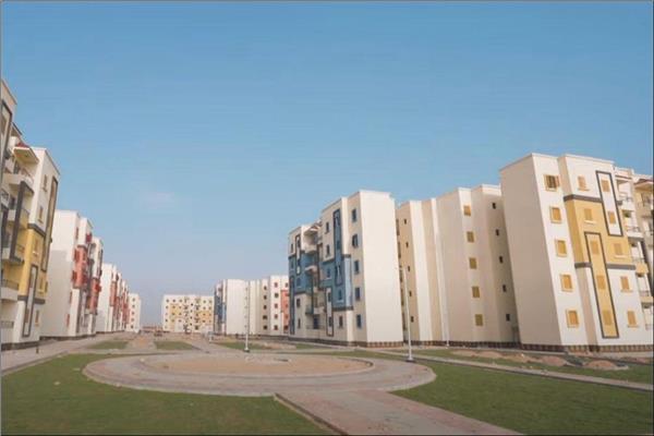 صورة أرشيفية .. وحدات سكنية