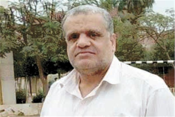المراقب المتوفى رضا محمد حسن