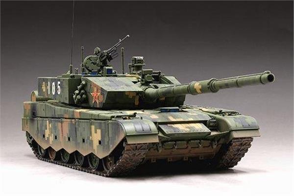 دبابة القتال ZTZ-99A الصينية