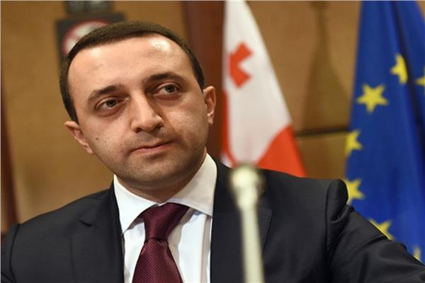 رئيس وزراء جورويا إيراكلي جاريباشفيلي