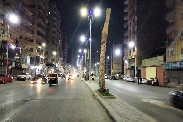 شارع الزعيم محمد أنور السادات