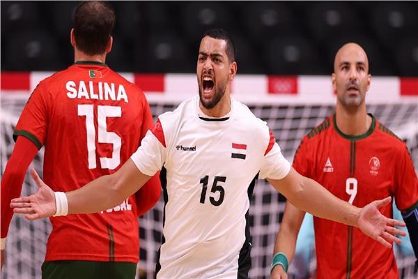 «قبضة مصر» تواجه «يد البحرين» في أولمبياد طوكيو