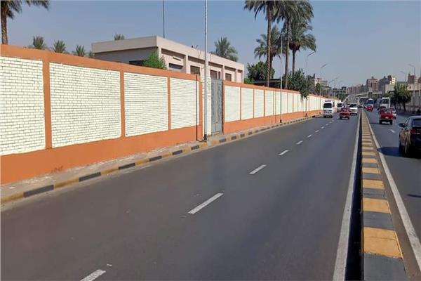سور شارع السودان