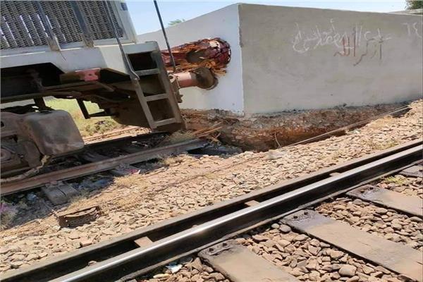 قطار ركاب نجع حمادي