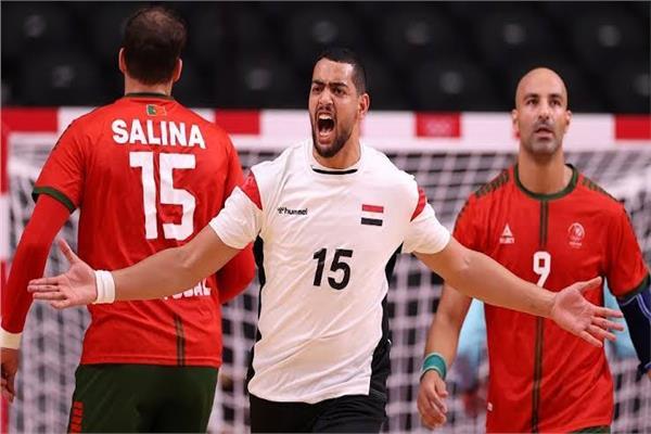 منتخب مصر يلاقي المنتخب الألماني في ربع النهائي