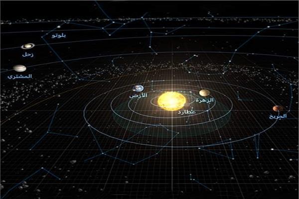 صورة كوكب زحل يتقابل مع الشمس في سماء الأرض .. الإثنين