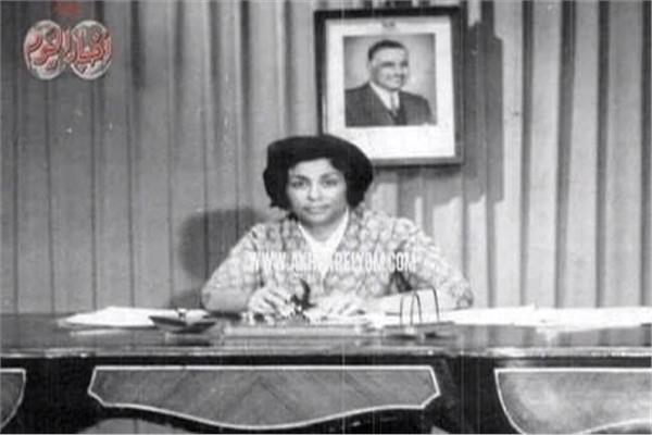 حكمت أبو زيد أول وزيرة للشئون الاجتماعية