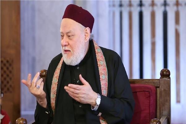 الشيخ علي جمعة مفتي مصر السابق