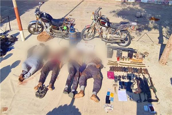 مقتل 89 تكفيريًا وتدمير 404 عبوة ناسفة للجماعات الإرهابية في سيناء