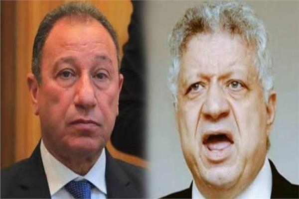 الحكم في سب مرتضى منصور لمحمود الخطيب