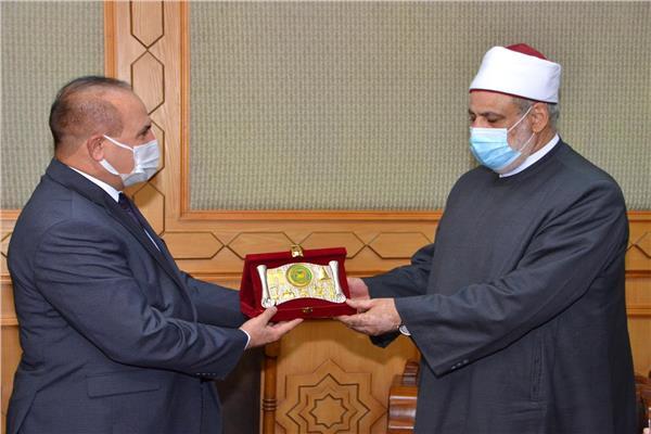 رئيس ديوان الوقف السني العراقي