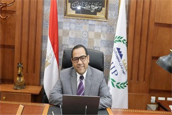 الدكتور صالح الشيخ - رئيس الجهاز المركزي للتنظيم والإدارة