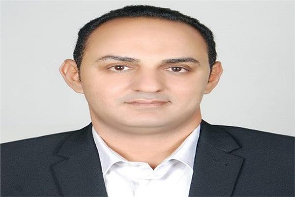 محمد عبد الوهاب المستشار المالى بالاتحاد العربى للتطوير والتنمية