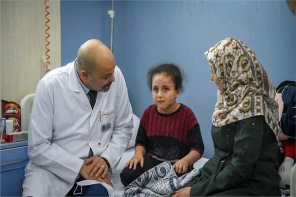 الطفلة الفلسطينية بيان محمود