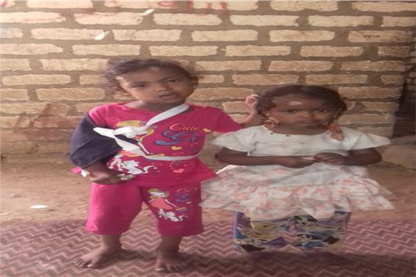 أطفال ضحايا وأد البنات بقنا