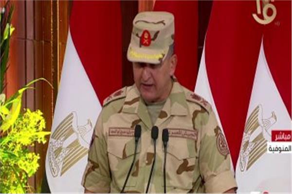 اللواء وليد أبو المجد مدير عام مشروعات جهاز الخدمة الوطنية