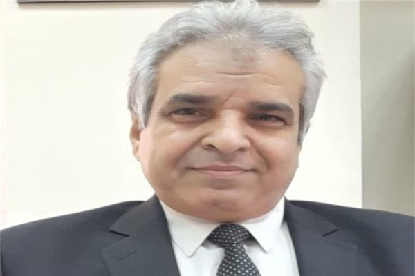 الدكتور هارون خضر وكيل مديرية تموين الجيزة السابق