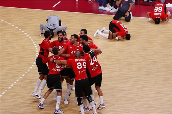 الزمالك يهنئ منتخب اليد بالتأهل لنصف نهائي أولمبياد طوكيو